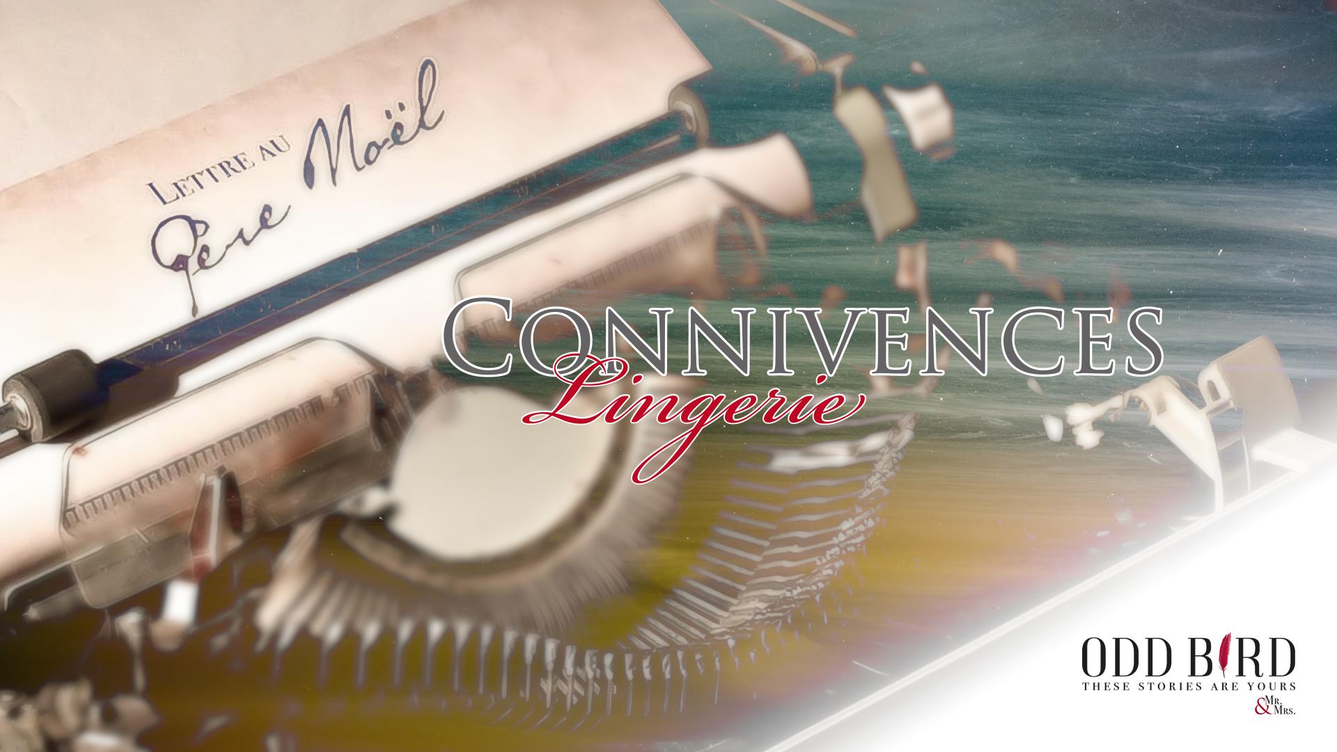 Affiche Connivences 2
