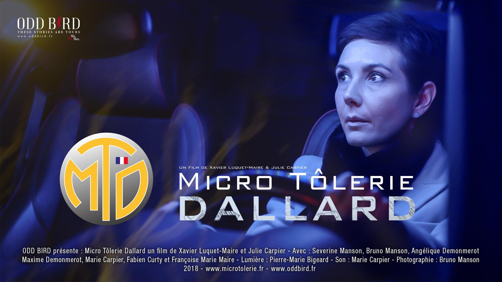 Affiche Dallard