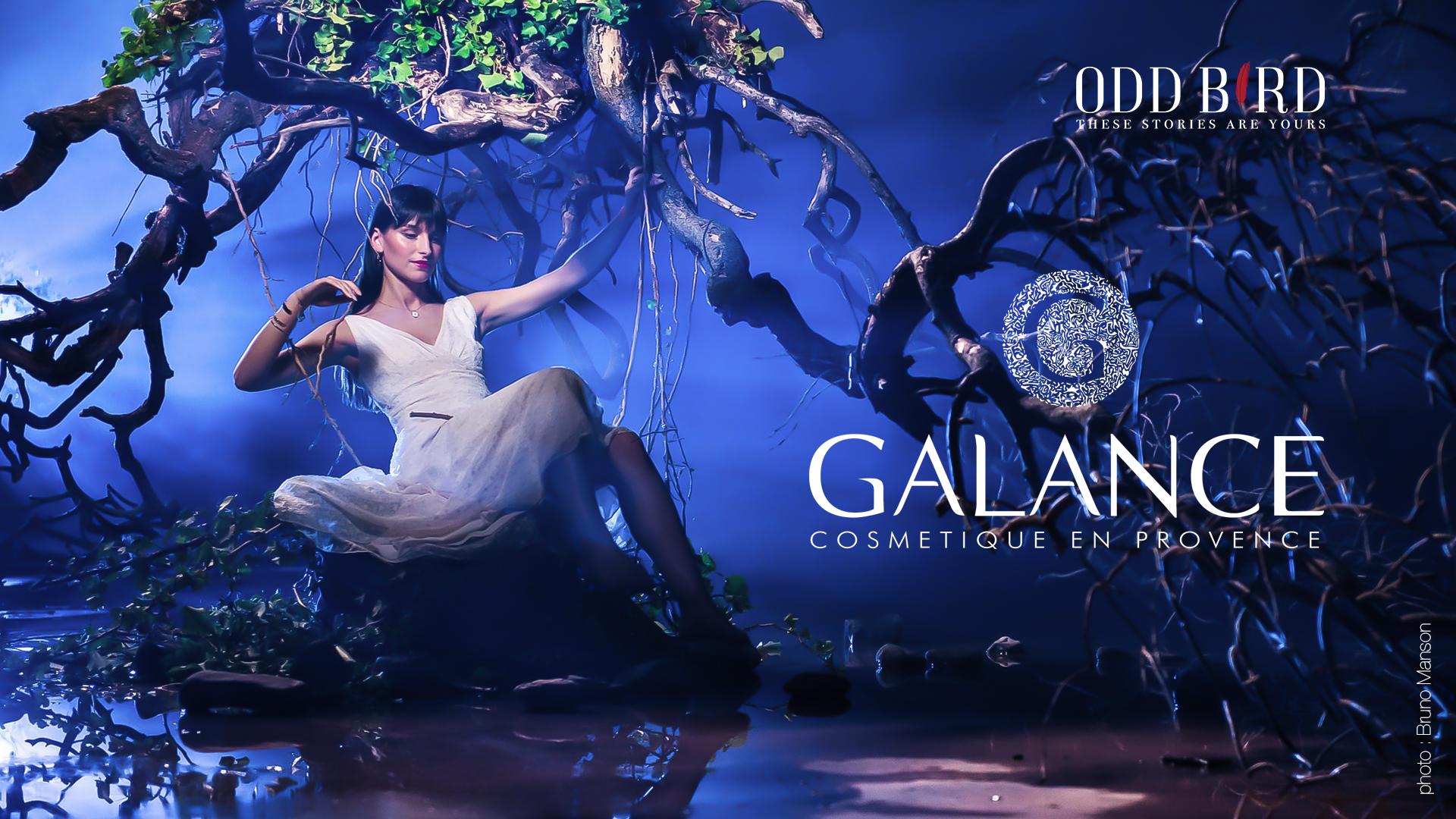 Affiche Galance