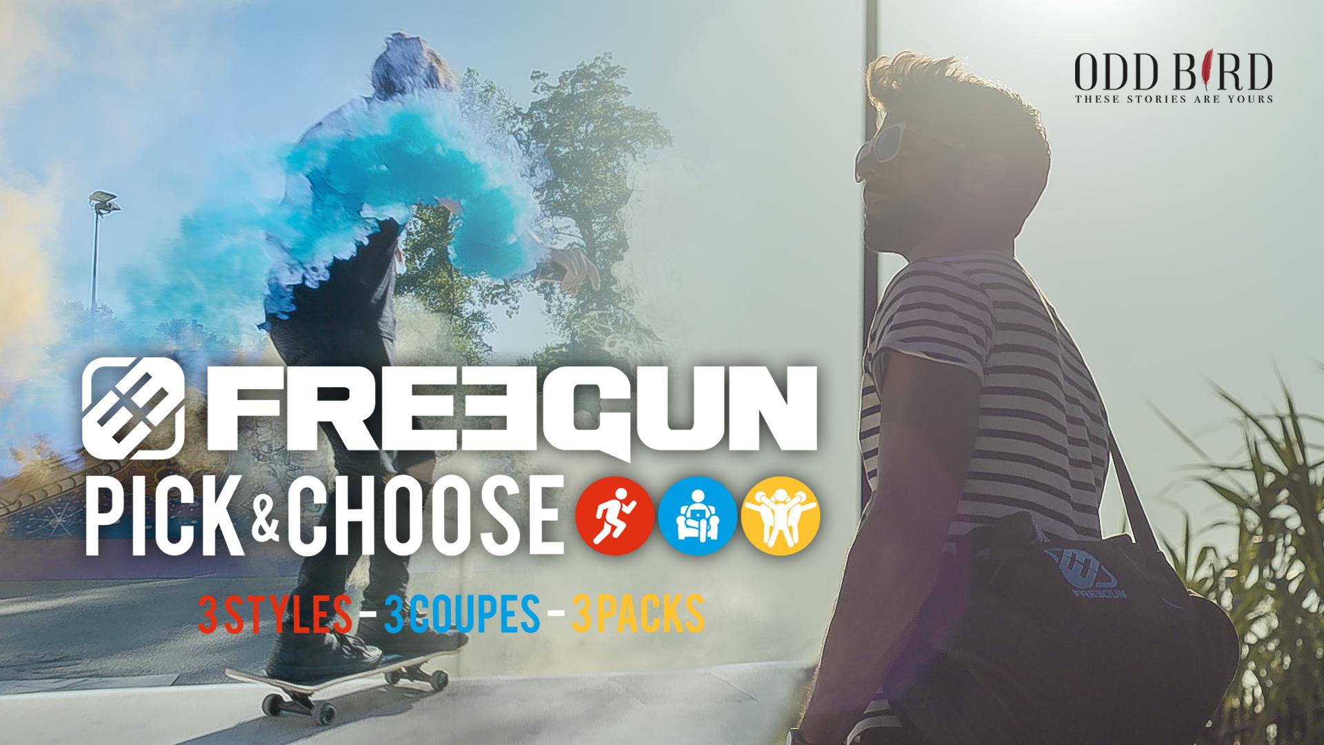 Freegun Pick and Choose